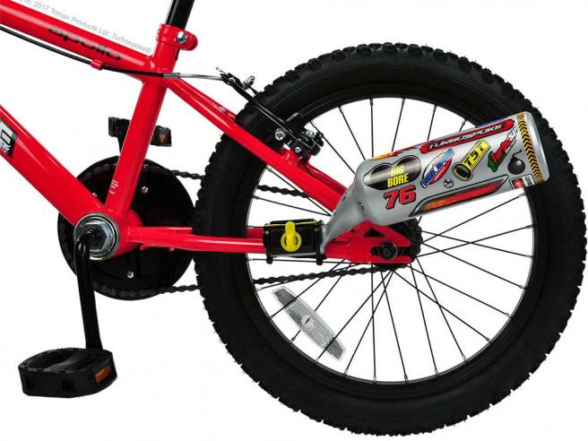 Turbospoke Bicycle Exhaust