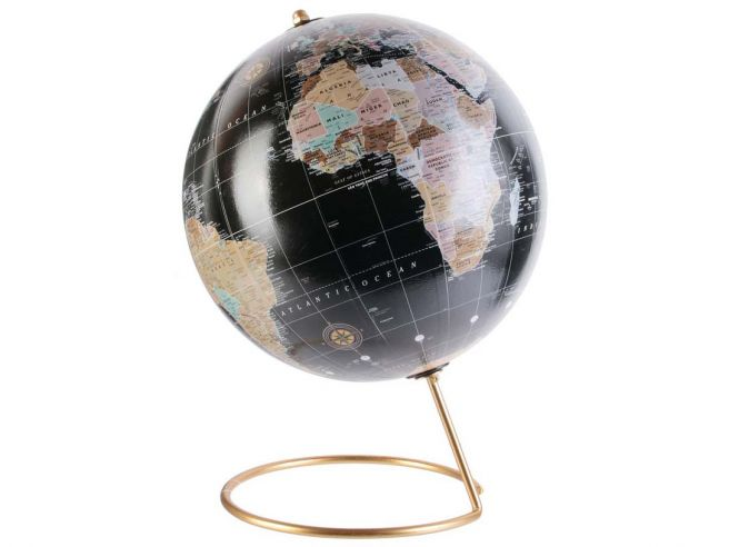 Deco World Globe