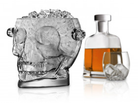 Brainfreeze Skull Ice Bucket