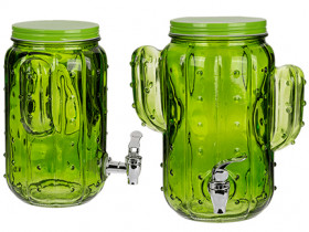 Cactus Beverage Dispenser