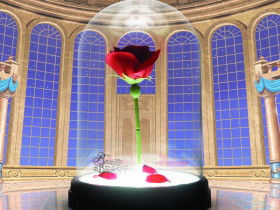 Enchanted Rose Light