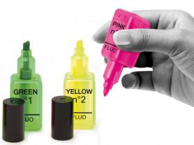 Design Neonmarker (6 Stück)