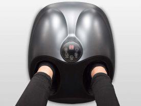 Shiatsu Fußmassage mit  Wärmefunktion