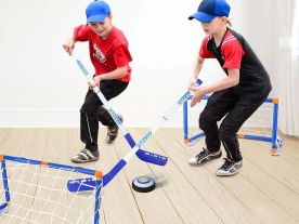 Hover Hockey Voetbal Set