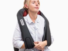 Coussin de Massage Shiatsu