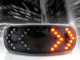 Signal Pod kabelloses Fahrrad-Signalsystem
