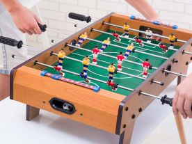 Mini table de baby-foot