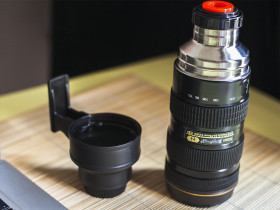 Thermos Objectif d'Appareil Photo