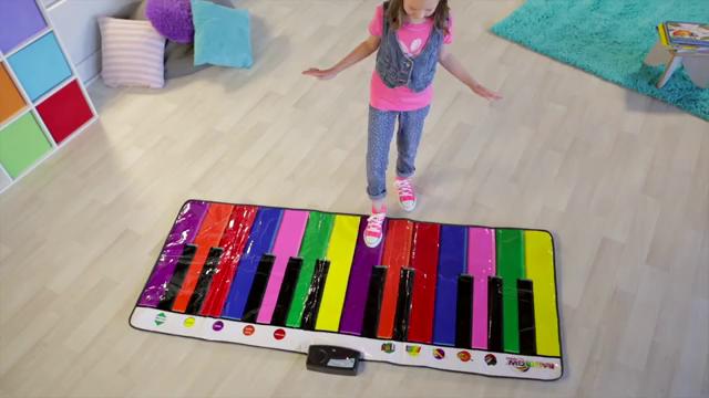 Giant Piano Keyboard