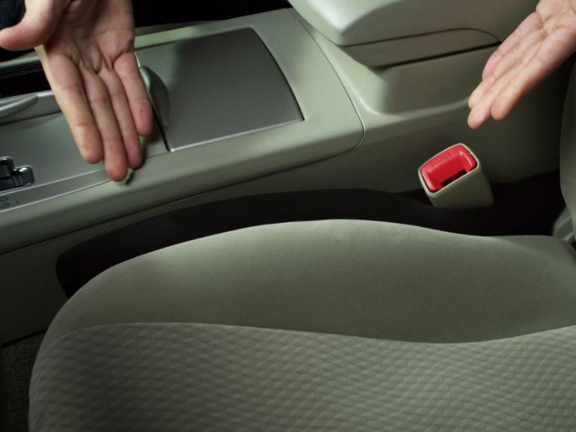 Drop Stop Autostoel Gleuf Opvuller