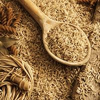 Nudeln, Reis & Brot