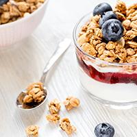Frühstücks-Cerealien & Brotaufstriche