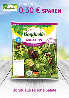 Bonduelle Coupon