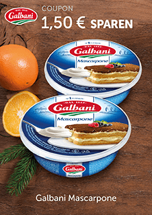 Galbani Coupon
