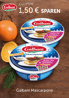 Galbani Coupon