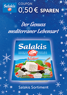 SALAKIS Coupon
