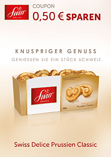 Swiss Delice Coupon