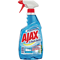 Ajax Glasreiniger Coupon