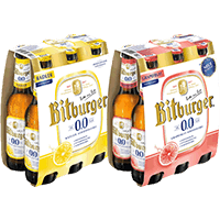 Bitburger 0,0 Alkoholfrei Coupon