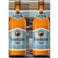 Benediktiner Weissbier Hell Coupon