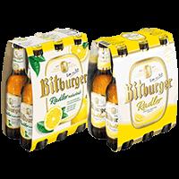Bitburger Radler & Radler naturtrüb Coupon