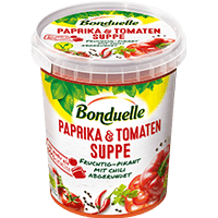 Bonduelle Suppen Coupon
