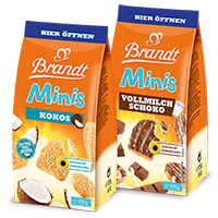 Brandt Minis Coupon