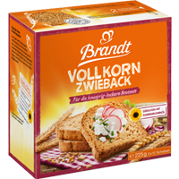Brandt Vollkornzwieback Coupon