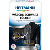 Heitmann Wäsche-Schwarz-Tücher Coupon