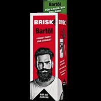 BRISK Bartöl Coupon