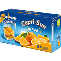 Capri-Sun Orange Coupon