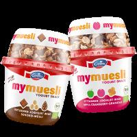 Emmi mymuesli Yogurt Snack Coupon