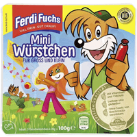 Ferdi Fuchs Mini Würstchen Coupon