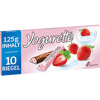 Yogurette Erdbeere Coupon