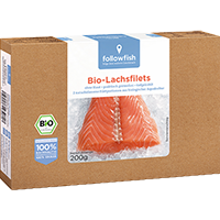 followfish Bio-Lachsfilets Coupon