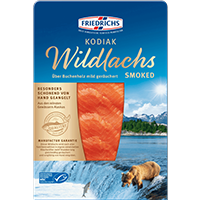 Friedrichs Kodiak Wildlachs Smoked Coupon