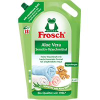 Frosch Aloe Vera Sensitiv-Waschmittel Coupon