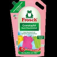 Frosch Granatapfel Bunt-Waschmittel Coupon