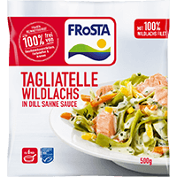 Frosta Tagliatelle Wildlachs Coupon