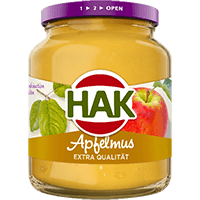 HAK Apfelmus Coupon