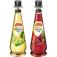 Klassischer Rot- und Weißweinessig Coupon