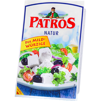 Patros Natur Coupon