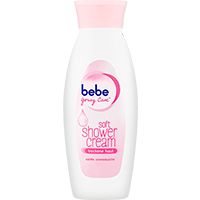 bebe Young Care Soft Shower Cream Coupon
