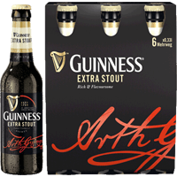Guinness Extra Stout oder Draught Coupon