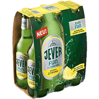 Jever FUN Zitrone Coupon