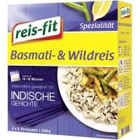 reis-fit Basmati- & Wildreis Coupon