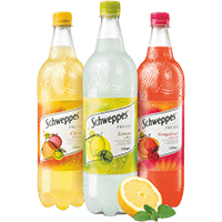 Schweppes Fruity Coupon