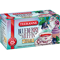 Teekanne Sweeteas Blueberry Muffin Coupon