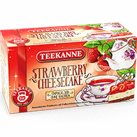 Teekanne Sweeteas Strawberry Cheesecake Coupon