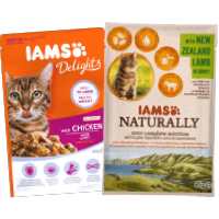 IAMS Nassfutter Coupon